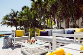 Beach Patio Furniture Splendid Patio Furniture Sarasota That Reflect Your