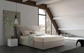 design bed wooden bed frame reclining padded headboard idfdesign