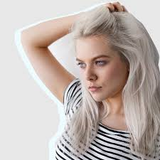 silver hair how to dye your hair silver