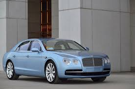 bentley flying spur modified flying spur