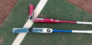 composite softball bats to choose composite bats vs alloy baseball bats