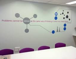 Office Wall Decal Studiu Luka Wall Decal For Office Wall - Design wall decal
