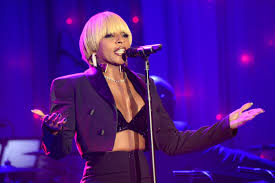 how mary j blige conquered hollywood people com