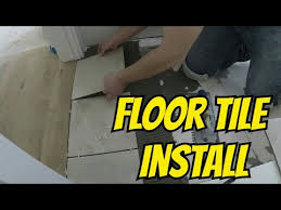 installing 12 inch ceramic floor tile how to lay floor tiles