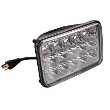 kenworth t800 parts qty 4 led headlights for kenworth t800 t400 t600 w900b w900l