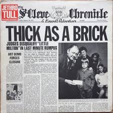 jethro tull thick as a brick at discogs