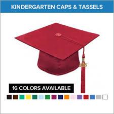 kindergarten graduation caps kindergarten graduation cap and gown packages gradshop