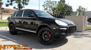 porsche cayenne black wheels koko kuture gaza wheels brand porsche cayenne turbo s