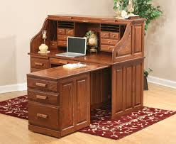 computer armoire with pull out desk computer roll top desk with pull out return from dutchcrafters amish