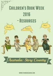 activities for children s book week 2017 book week