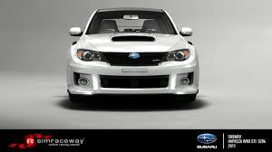 Simraceway Subaru Impreza Wrx Sti S206