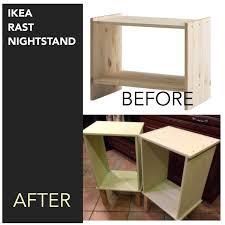 Hacking Ikea Ikea Rast Nightstand Hack Ikeahack Diy I