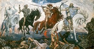 7 Horsemen Of Apocalypse