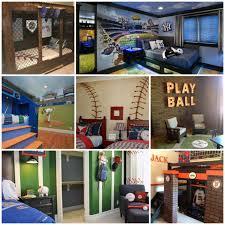 sports themed bedrooms bedroom design baseball themed boys sports ideas