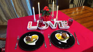 Romantic Dinner At Home by Dream Home Cooking February 2016