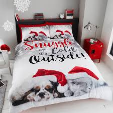 christmas bedding u2013 next day delivery christmas bedding from