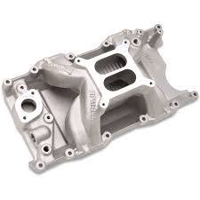 edelbrock 7577 rpm air gap magnum intake manifold chrysler 1992