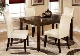 side chairs for dining room eddie s furniture mattress charrell ivory side chairs set of 2