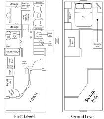 16x40 lofted cabin floor plans homes zone 11 best 16 x40 cabin floor plans images on small homes