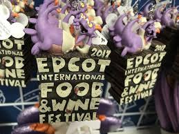 2017 food and wine festival merchandise world of walt