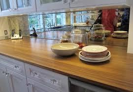 mirror kitchen backsplash best mirrored kitchen backsplash 8 mirror types for a fantastic