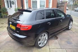audi a3 s tronic for sale used audi a3 1 8 tfsi s line 5dr s tronic for sale in