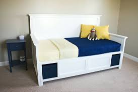 thin side table with drawers bedroomcustom white daybed with