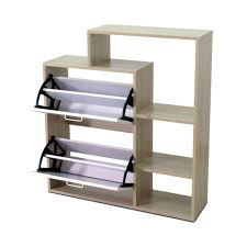 door shoe cabinet with storage shelf includes delivery