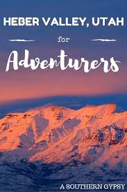 Utah the travelers images Why adventure travelers should head to heber valley utah jpg