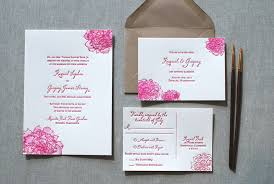 wedding invitation design watercolor letterpress wedding invitations from the aerialist press
