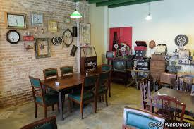 one chun café u0026 restaurant in phuket trendy and vintage