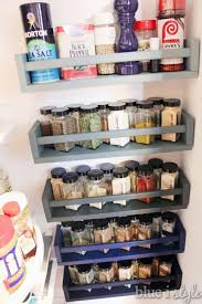 Bekvam Spice Rack Organizing With Style Matching Spice Jars U0026 Ombre Spice Racks In