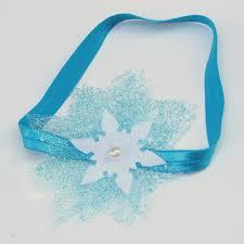 frozen headband elsa snowflake headband frozen headband frozen hair