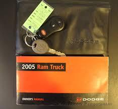 2005 used dodge ram 1500 ram 1500 quad cab 4wd 5 7l v8 hemi