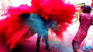 holi festival of colors the original from barsana youtube