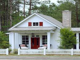 southern living house plans honeymoon cottage
