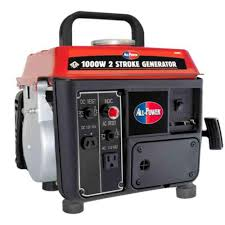 all power 1 000 watt 2 stroke powered gas and oil mix portable