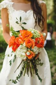 Wedding Flowers Fall Colors - best 20 orange wedding bouquets ideas on pinterest u2014no signup
