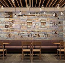 wallpaper coffee design 3d mural photo wallpaper art wall decor personalize large murals