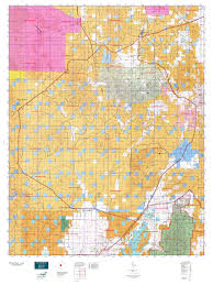 Topographic Map Of Utah by 19b West Desert Vernon Map Mytopo