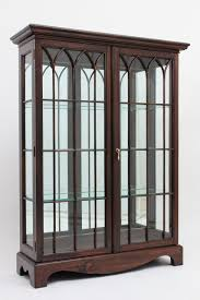 Images Of Curio Cabinets Glass Curio Cabinets Hand Carved Mahogany China Cabinets
