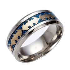 batman wedding band batman ring fly jewelry