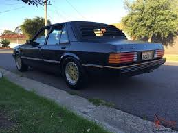 1982 factory charcoal xe fairmont ghia esp 4 1 manual in vic