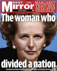 Margaret Thatcher Memes - margaret thatcher s death on newspaper front pages in pictures