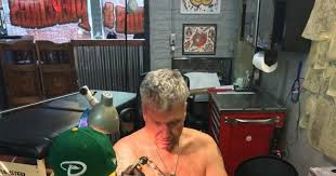 rex ryan gets tattoo of wife switched to bills colors ny daily news