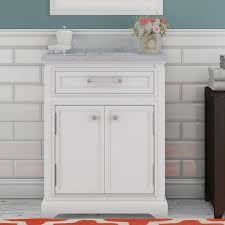 One Sink Bathroom Vanities by Darby Home Co Colchester 24