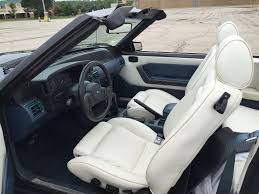 1987 ford mustang lx convertible 5 0 for sale
