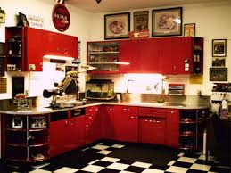 Best Vintage S Metal Kitchen Cabinets Images On Pinterest - Metal kitchen cabinets