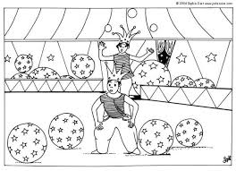 Circus Coloring Pages Coloring Pages Printable Coloring Pages Circus Coloring Page