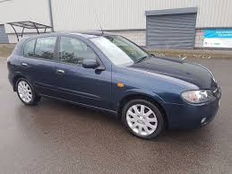 nissan micra for sale gumtree 2005 nissan almera se 1 5 petrol manual 5 door hatchback blue